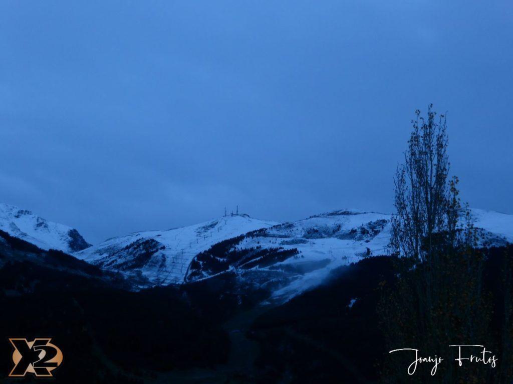 P1350880 1024x768 - Primera nevada de noviembre en Cerler.