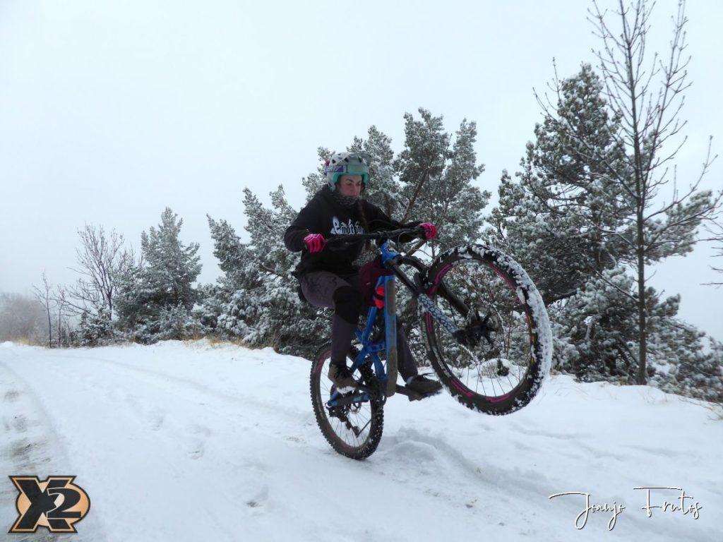 P1360270 1024x768 - Bike&Snow senderos de Cerler