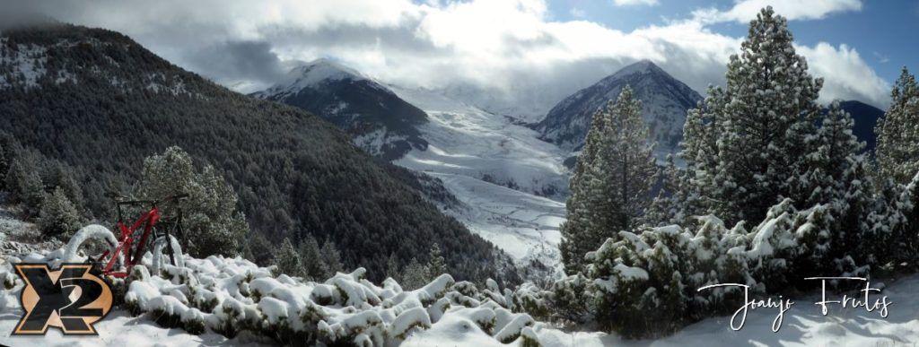 Panorama 1 1024x387 - Bike&Snow senderos de Cerler