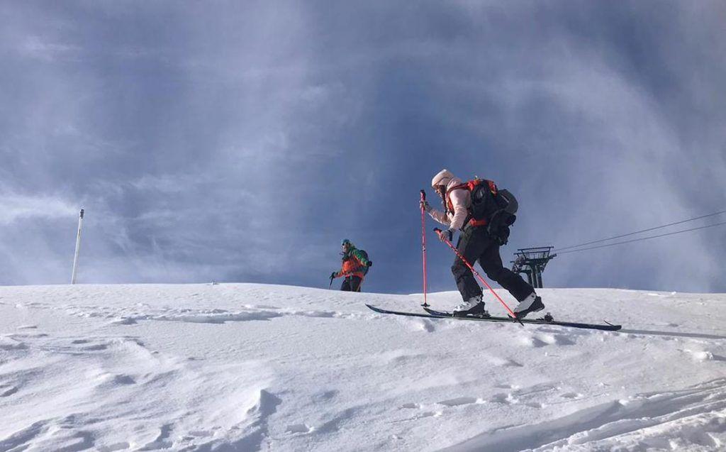 IMG 20210108 WA0010 1024x637 - ¿Filomena llegas al Pirineo?