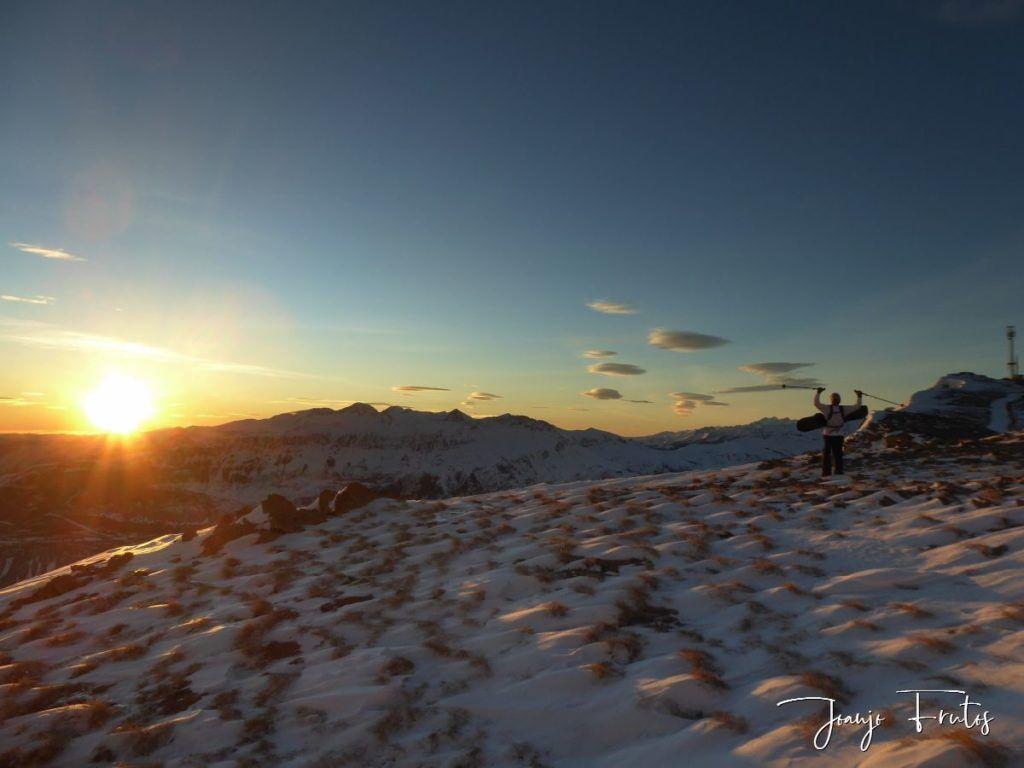 P1370113 1024x768 - Skimo jornada completa en Cerler