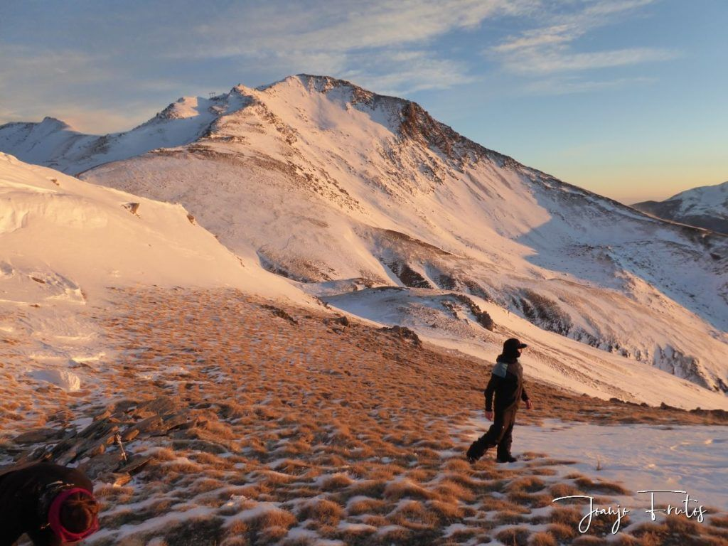 P1370125 1024x768 - Skimo jornada completa en Cerler