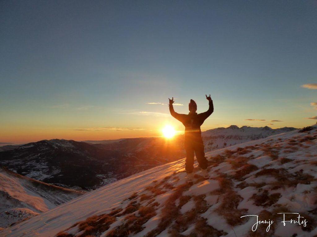 P1370143 1024x768 - Skimo jornada completa en Cerler