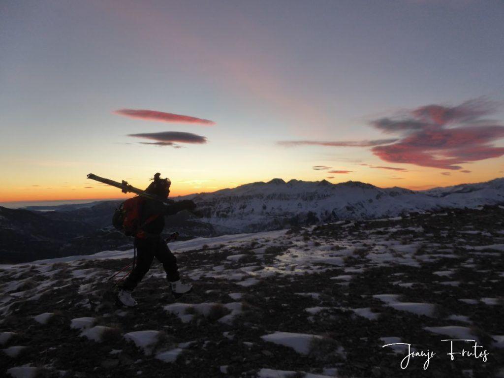 P1370207 1024x768 - Skimo jornada completa en Cerler