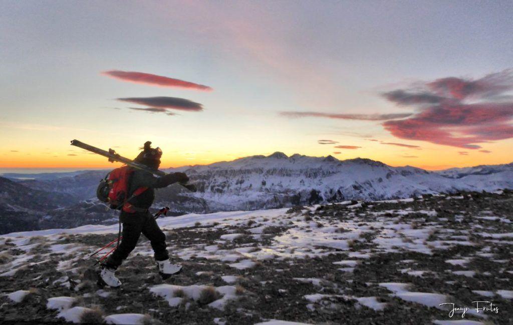 P1370207 fhdr 001 1024x649 - Skimo jornada completa en Cerler