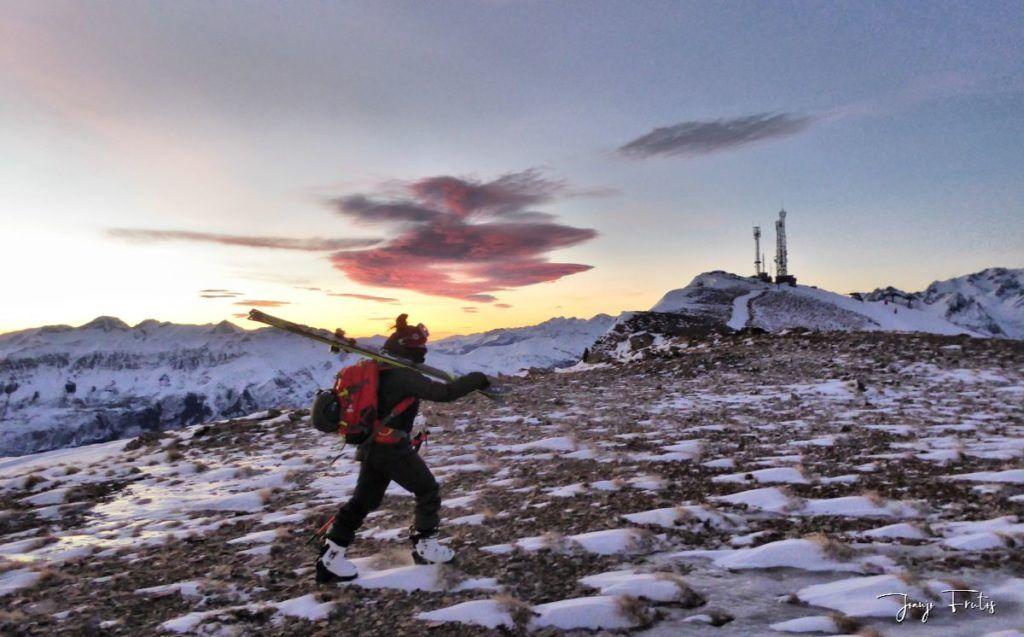 P1370211 fhdr 001 1024x637 - Skimo jornada completa en Cerler