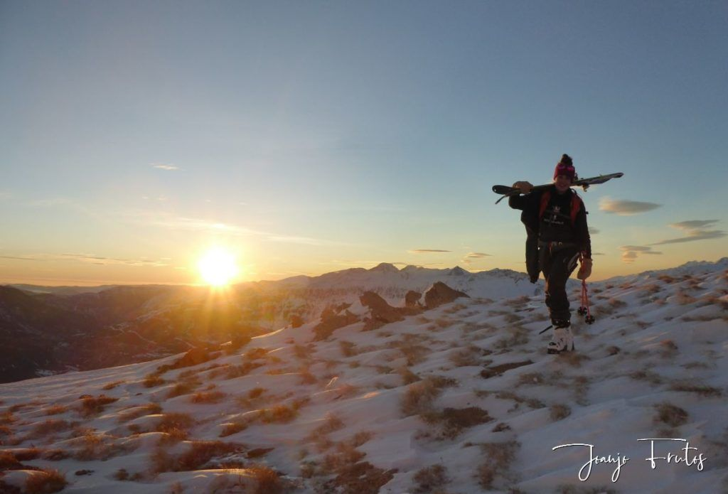 Panorama 15 1024x695 - Skimo jornada completa en Cerler