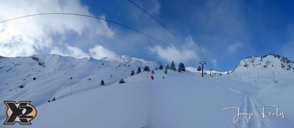 Panorama 2 3 1024x446 - Powder con la borrasca Ignacio.