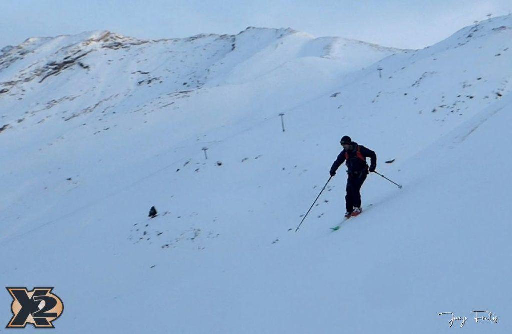 Captura de pantalla 2021 02 07 a las 19.03.33 1024x669 - Por la tarde más nieve en Cerler.