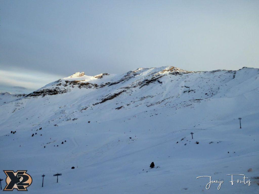 P1370581 1024x768 - Por la tarde más nieve en Cerler.