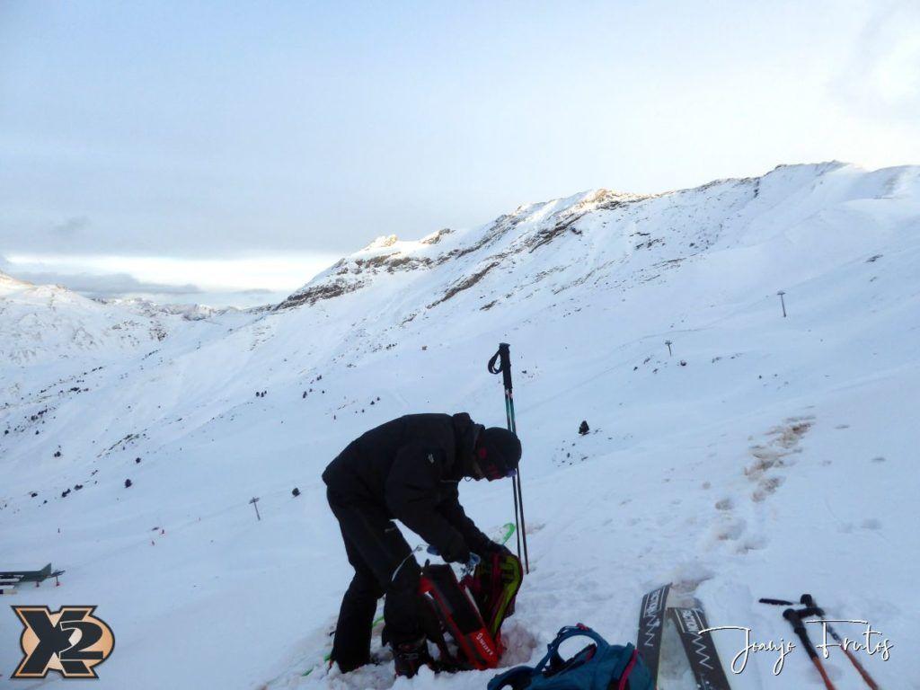 P1370582 1024x768 - Por la tarde más nieve en Cerler.