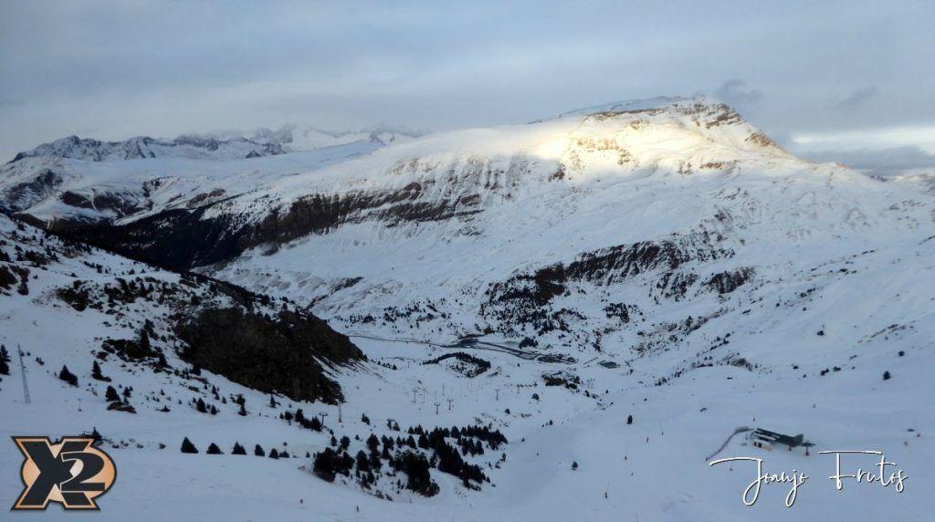 P1370584 1024x572 - Por la tarde más nieve en Cerler.