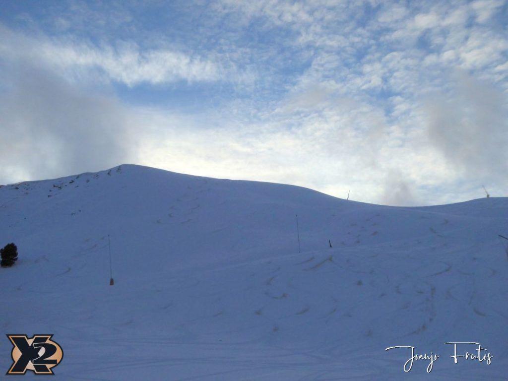 P1370595 1024x768 - Por la tarde más nieve en Cerler.