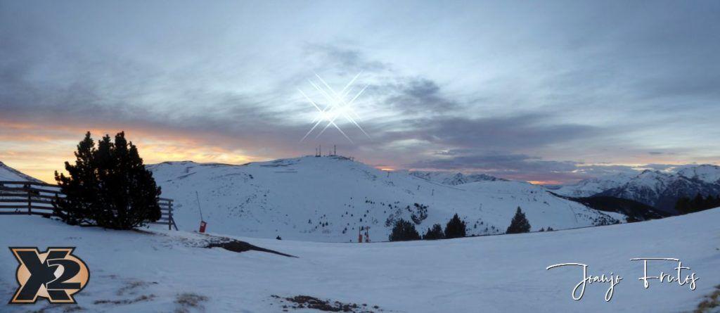 Panorama 2 1024x445 - Doblete de skimo por Cerler.