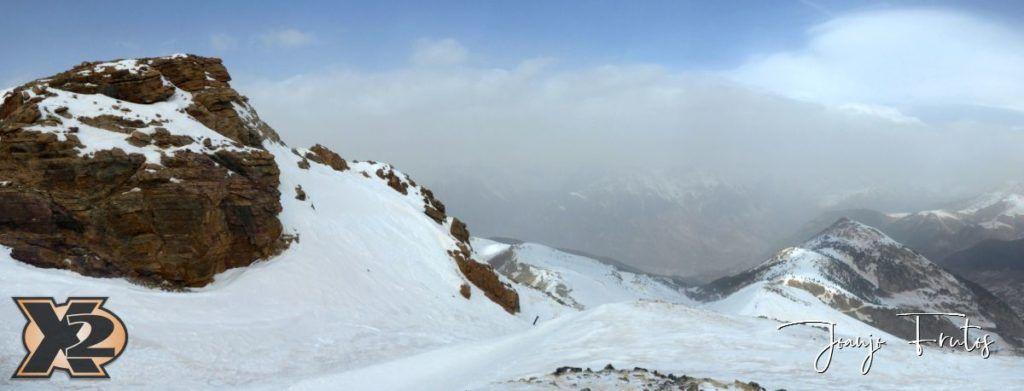 Panorama 2 3 1024x391 - Menudo marrón en Cerler.