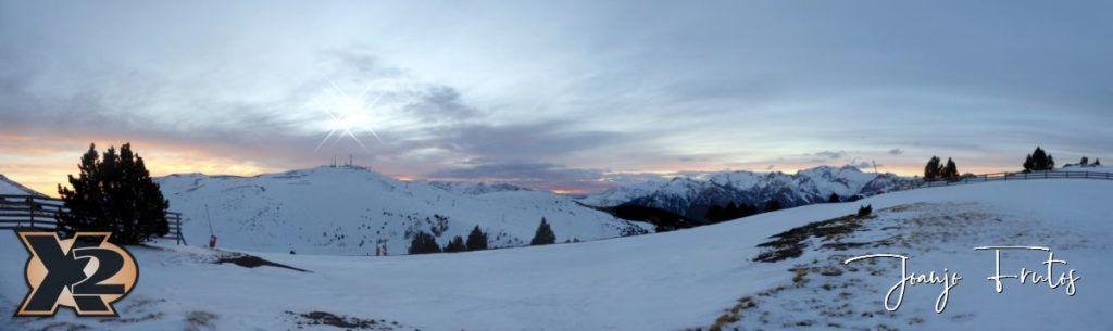 Panorama 3 1024x305 - Doblete de skimo por Cerler.