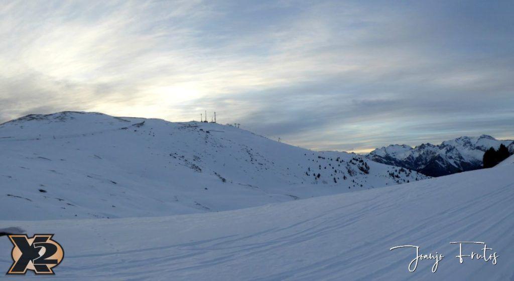 Panorama 5 1024x561 - Doblete de skimo por Cerler.