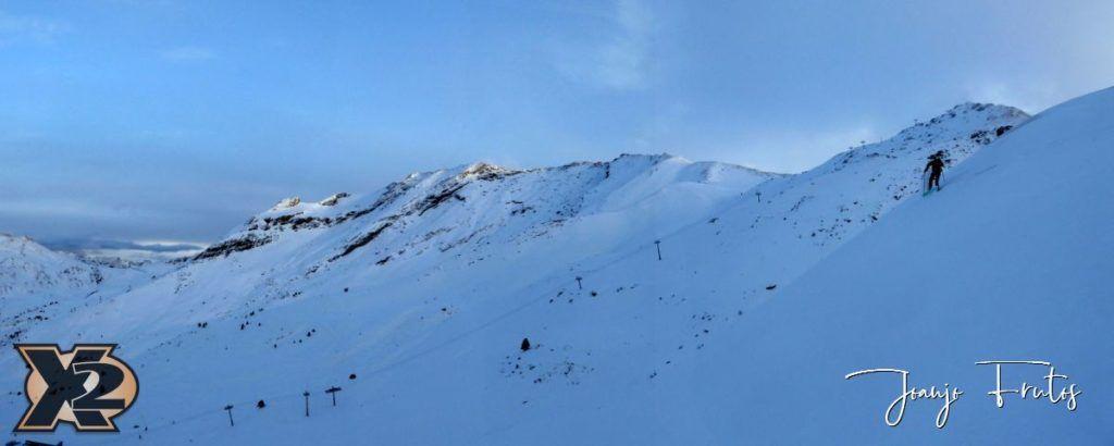 Panorama 6 1024x410 - Por la tarde más nieve en Cerler.