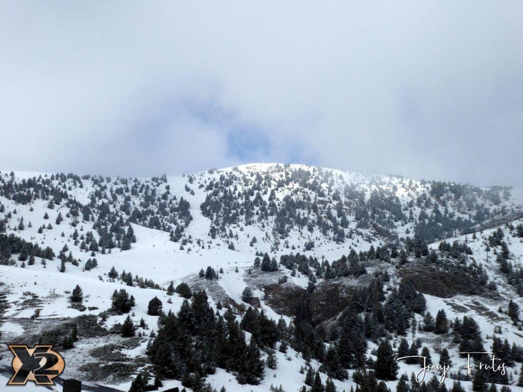 P1370784 1024x768 - Disfrutando la última nevada de Cerler