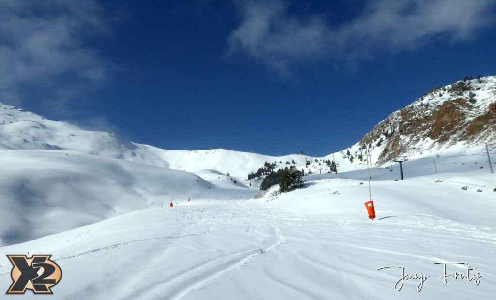 P1370792 1024x620 - Disfrutando la última nevada de Cerler