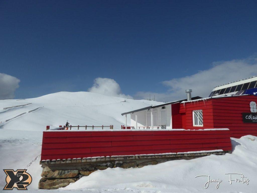P1370819 1024x768 - Disfrutando la última nevada de Cerler
