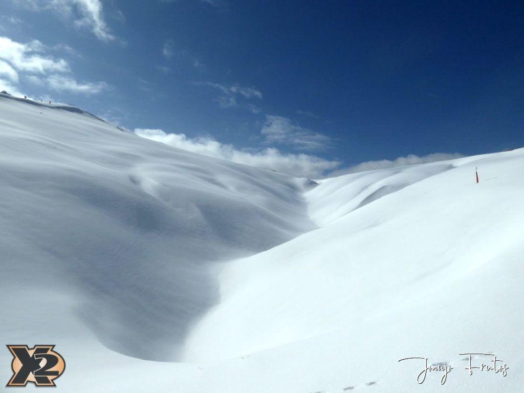 P1370820 1024x768 - Disfrutando la última nevada de Cerler