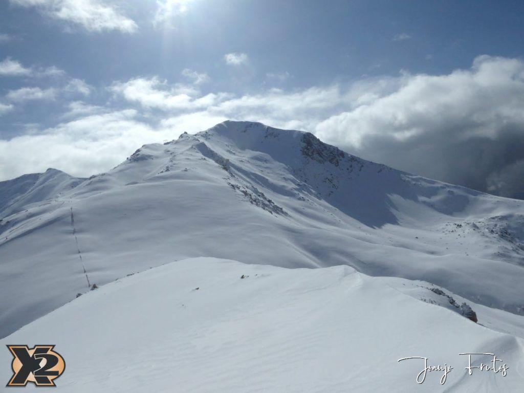 P1370821 1024x768 - Disfrutando la última nevada de Cerler