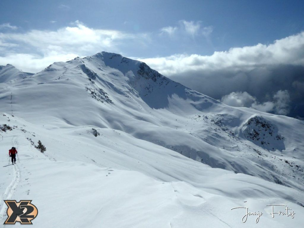 P1370826 1024x768 - Disfrutando la última nevada de Cerler