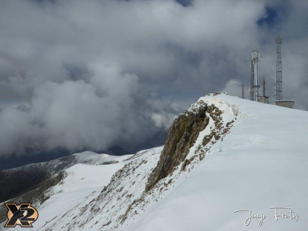 P1370831 1024x768 - Disfrutando la última nevada de Cerler