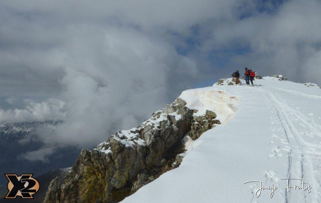 P1370836 1024x649 - Disfrutando la última nevada de Cerler