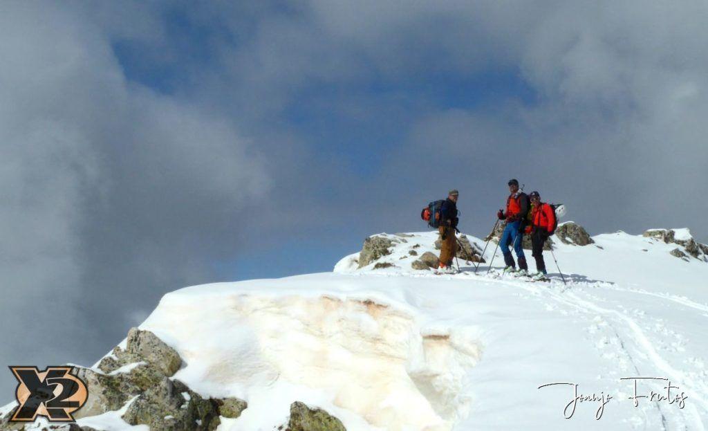 P1370840 1024x623 - Disfrutando la última nevada de Cerler