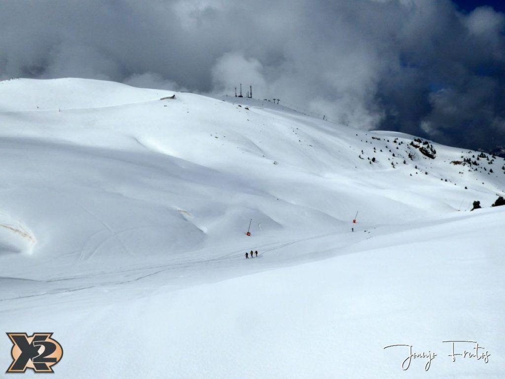 P1370844 1024x768 - Disfrutando la última nevada de Cerler