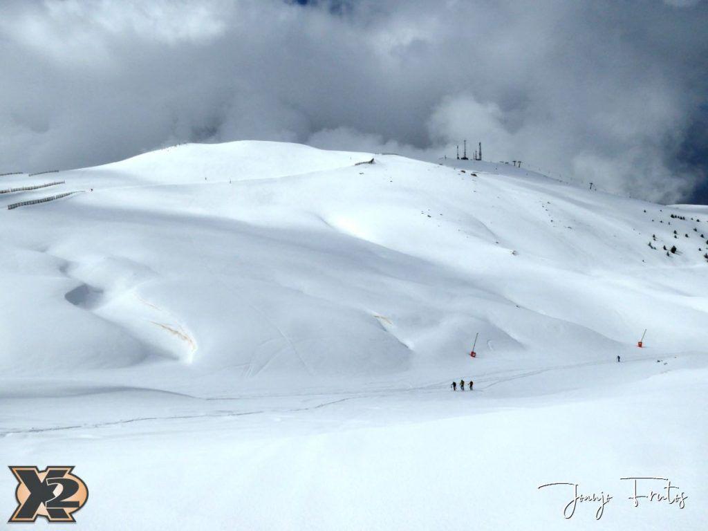 P1370848 1024x768 - Disfrutando la última nevada de Cerler