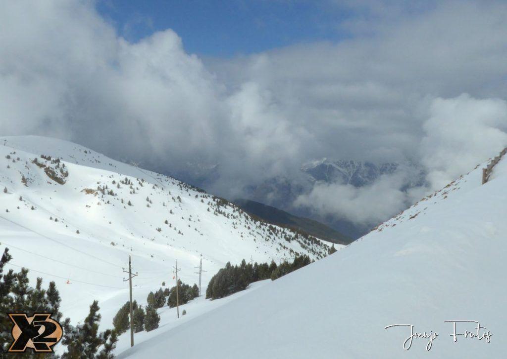 P1370849 1024x727 - Disfrutando la última nevada de Cerler
