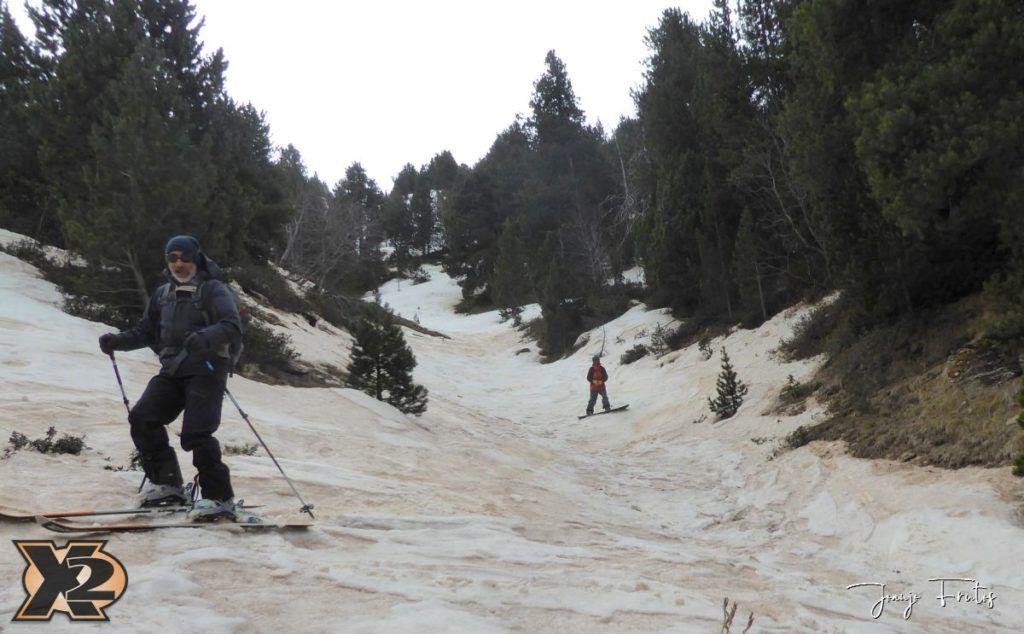 P1380331 1024x634 - Tocaba esquiar en Ardonés