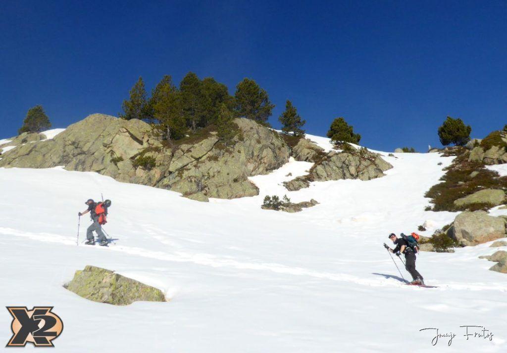 P1380519 1024x714 - Maladeta con nieve polvo.