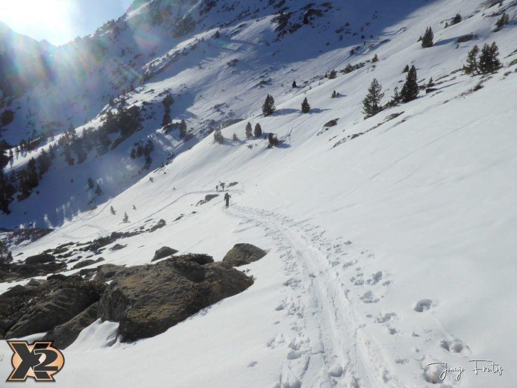 P1380522 1024x768 - Maladeta con nieve polvo.