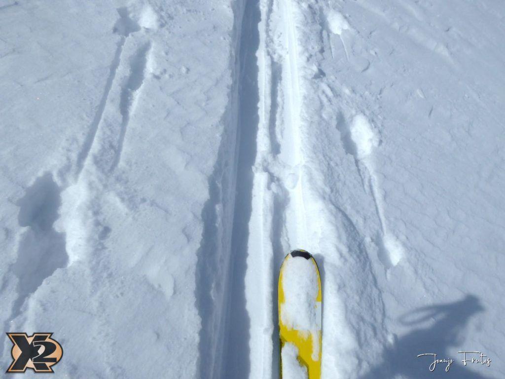 P1380564 1024x768 - Maladeta con nieve polvo.