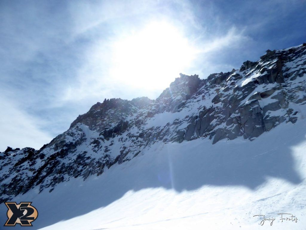 P1380567 1024x768 - Maladeta con nieve polvo.