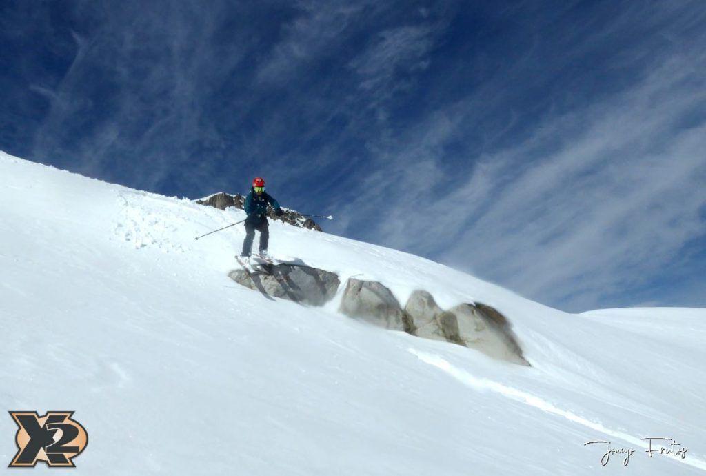 P1380636 1024x690 - Maladeta con nieve polvo.