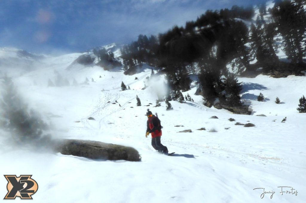 P1380638 1024x679 - Maladeta con nieve polvo.